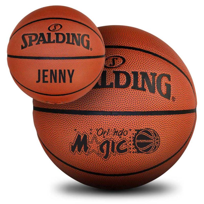 Personalised Retro NBA Team Basketball