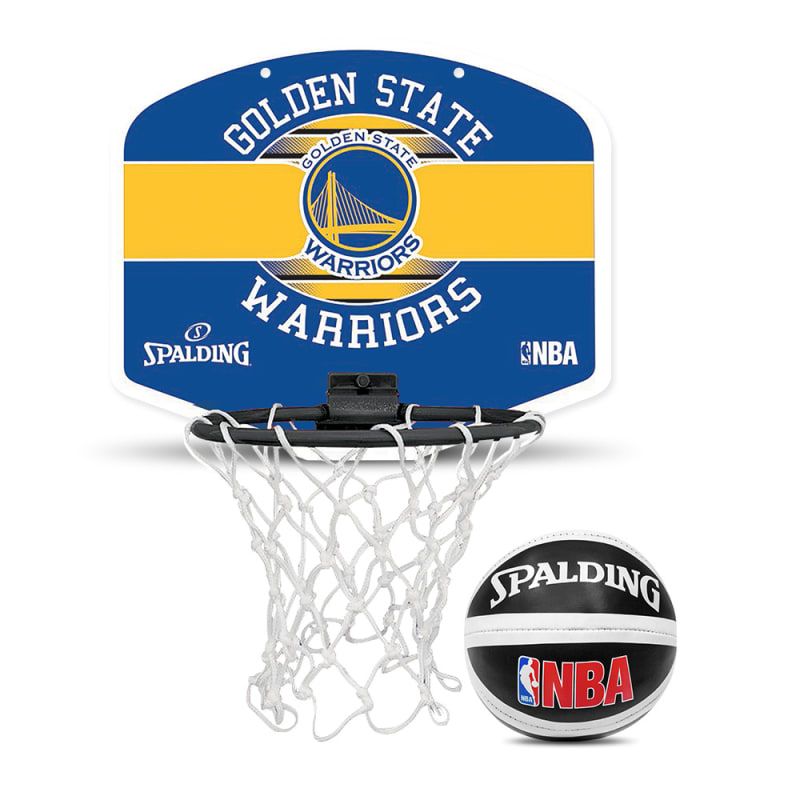 NBA Mini Backboard - Golden State Warriors