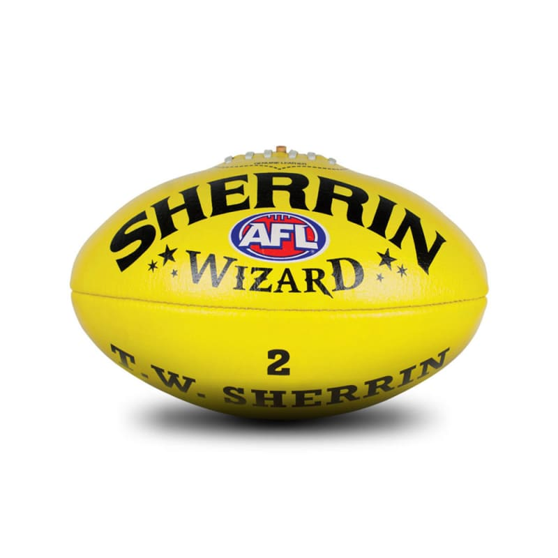 Wizard - Yellow Size 2