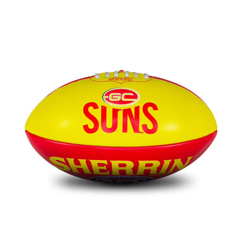 Autograph Ball - Gold Coast Suns