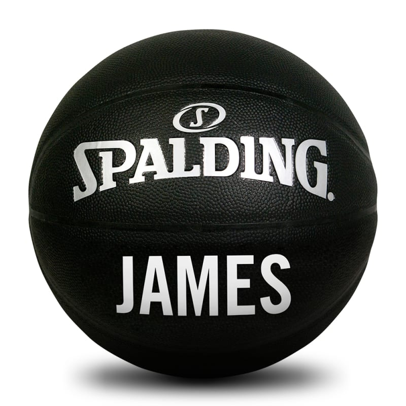 Personalised Ball - Grip Control - Black