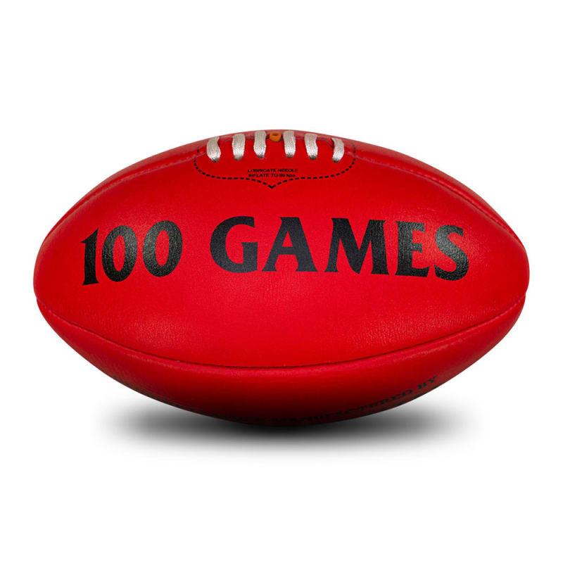 100 Games Football