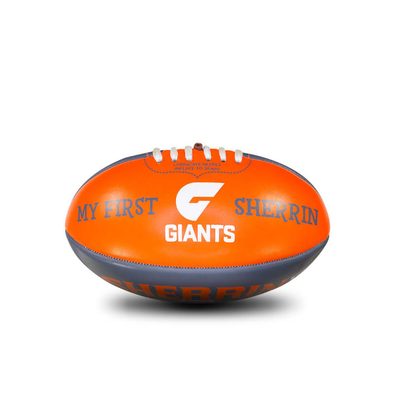 My First Sherrin - AFL Team - GWS Giants