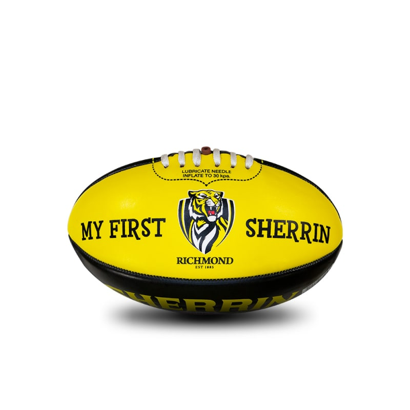 My First Sherrin - AFL Team - Richmond
