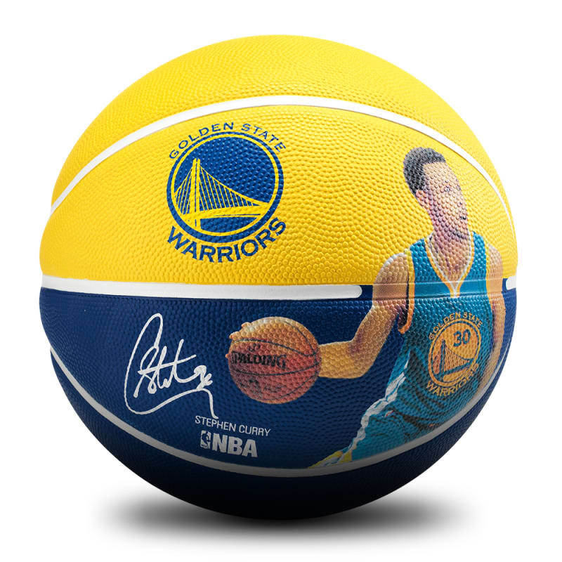 NBA Player Series - Stephen Curry - Size 7