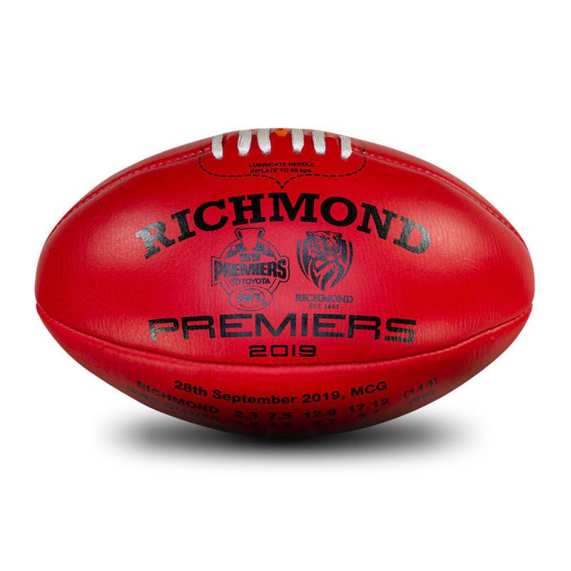 2019 Premiers Ball - Red - Richmond Tigers