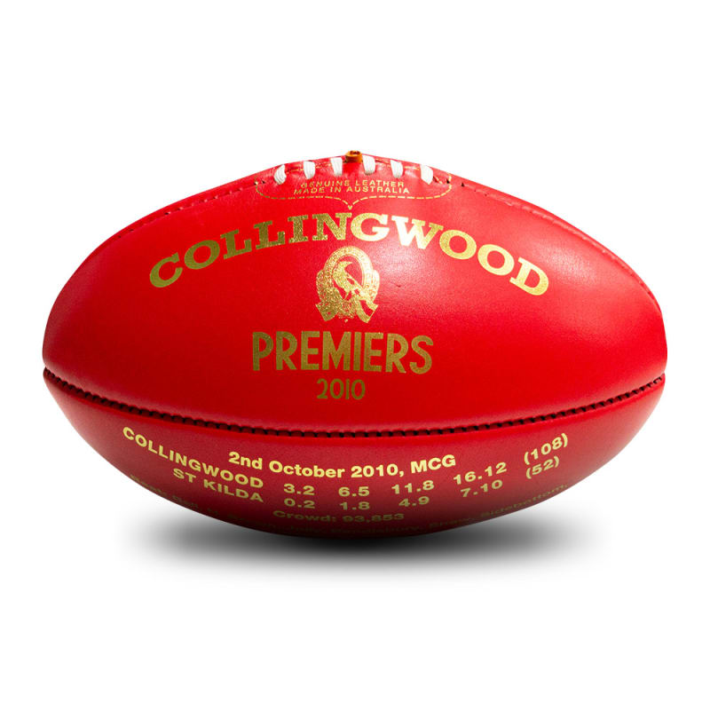 2010 Premiers Ball - Collingwood Magpies