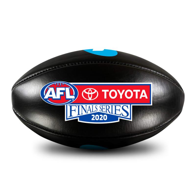 2020 Toyota AFL Finals Series Game Ball - Black