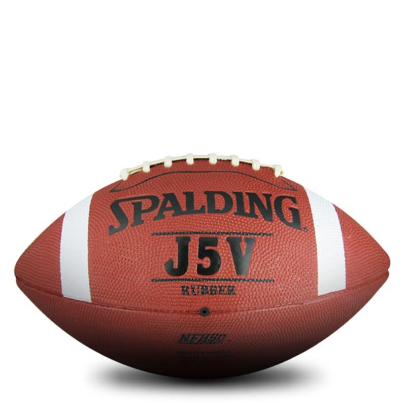 J5V Rubber Gridiron Ball