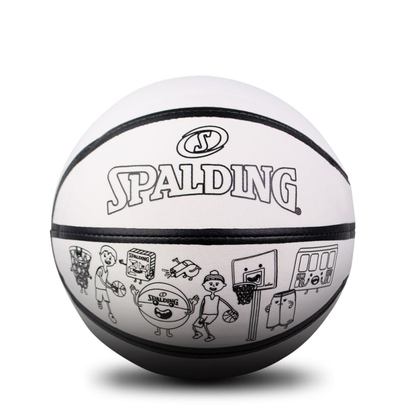 Colour Me Spalding