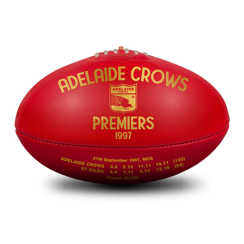 1997 Premiers Ball - Adelaide Crows