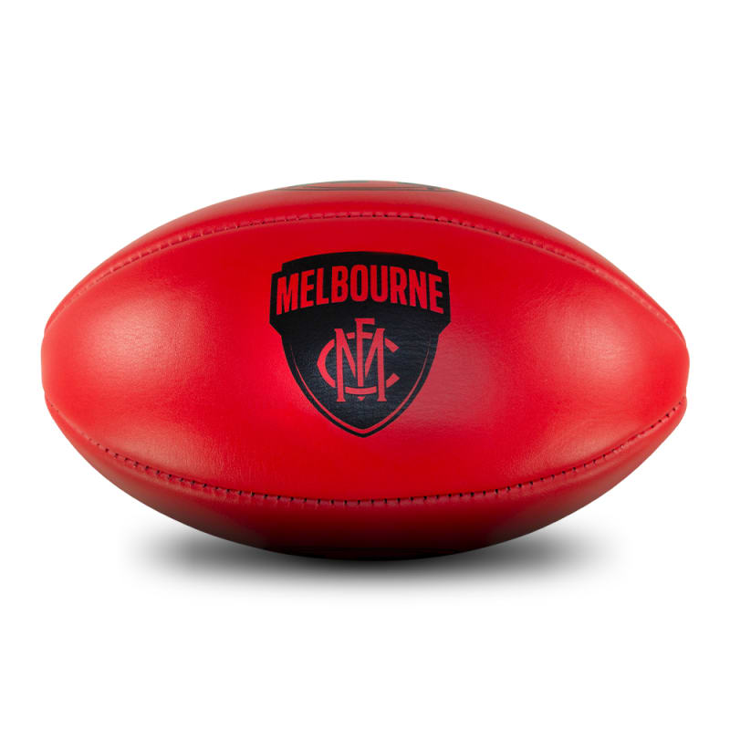 Personalised Leather KB Red - Melbourne