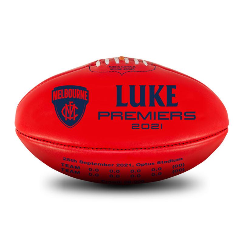 2021 Personalised Premiers - Melbourne