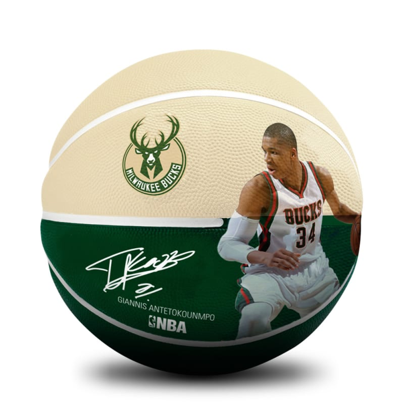 NBA Player Series - Giannis Antetokounmpo - Size 5