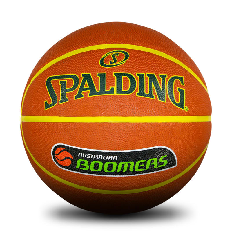 Boomers Rubber Basketball - Size 6