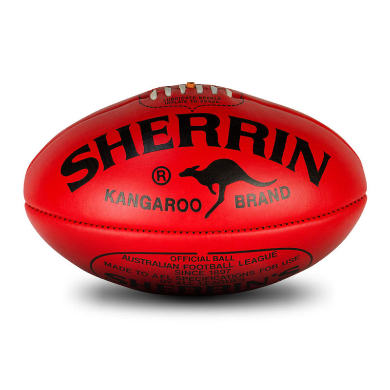KB Game Ball - Red - Size 5