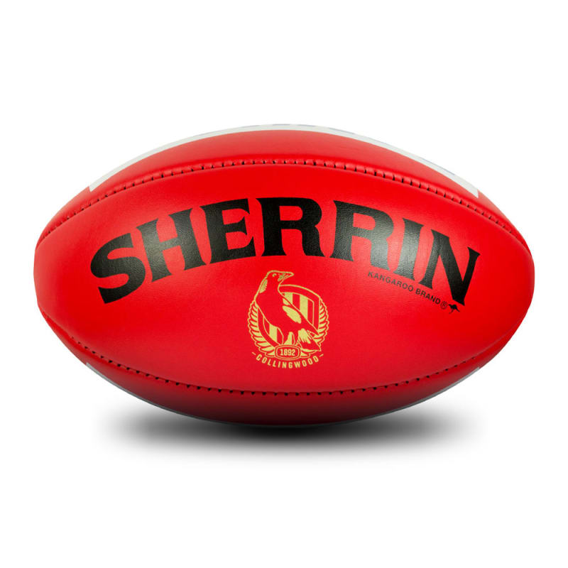 Collingwood Game Ball - Red