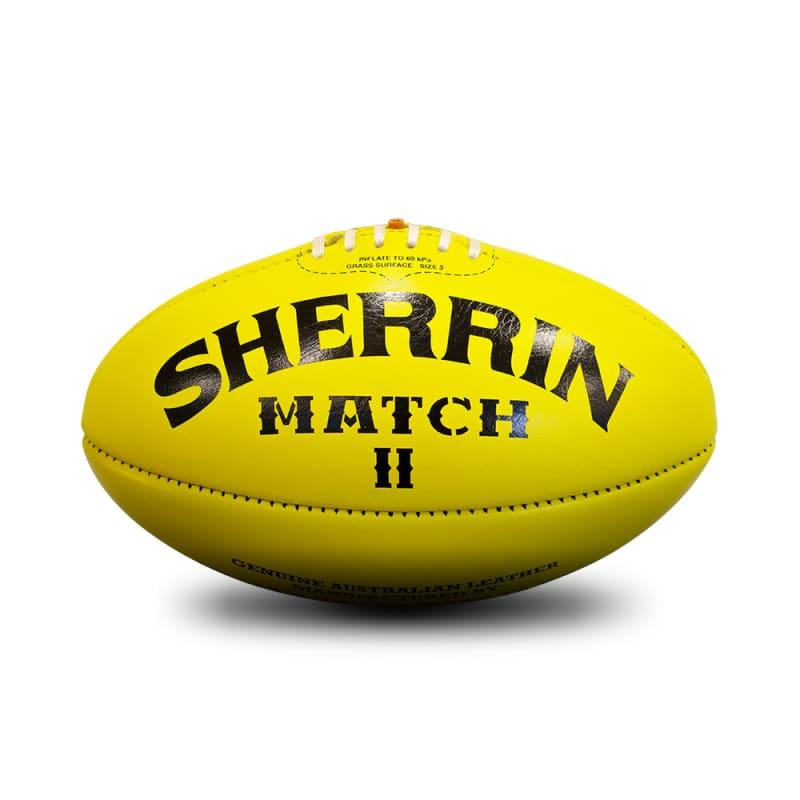 Match Game Ball - Yellow - Size 3