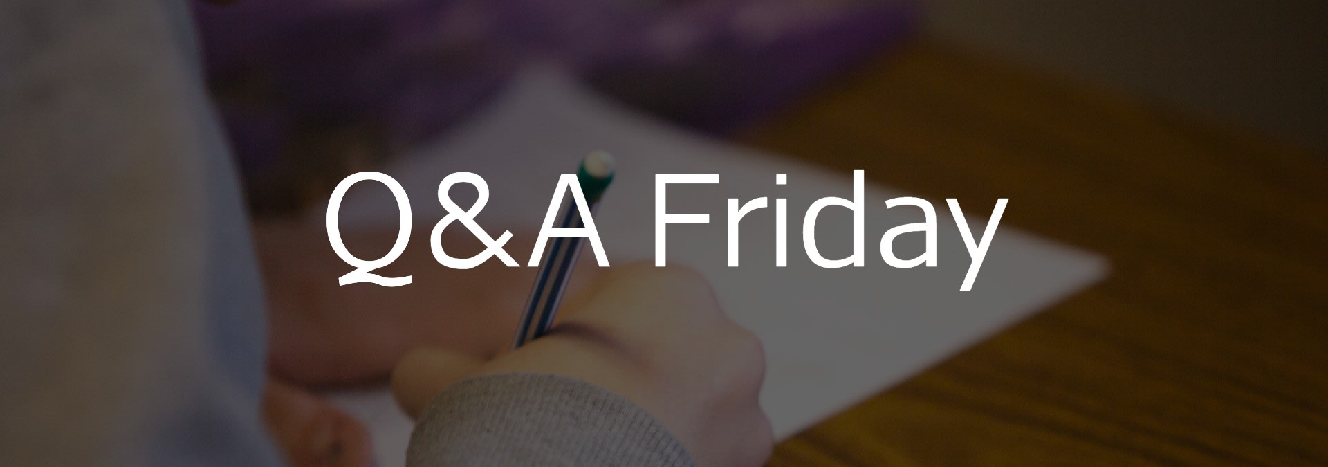 Project Manager's Q&A Friday: Risky Risky