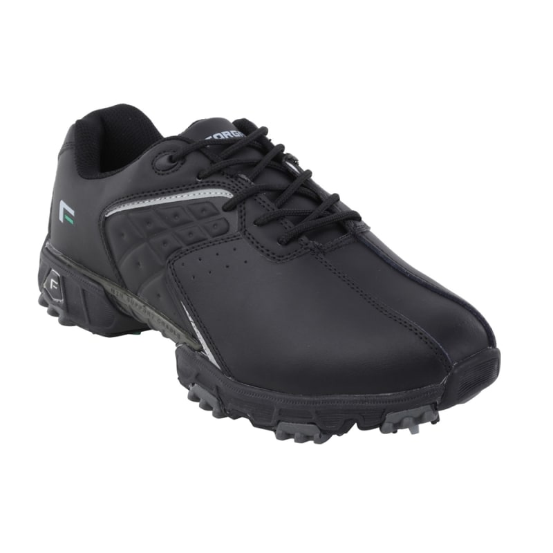 Forgan Golf V3 Leather Golf Shoes Black