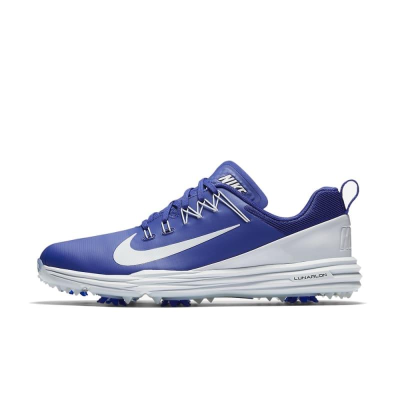 7fc300e1bdf7 Nike Lunar Command 2 Golf Shoes - Blue - GolfGear.co.uk - GolfGear