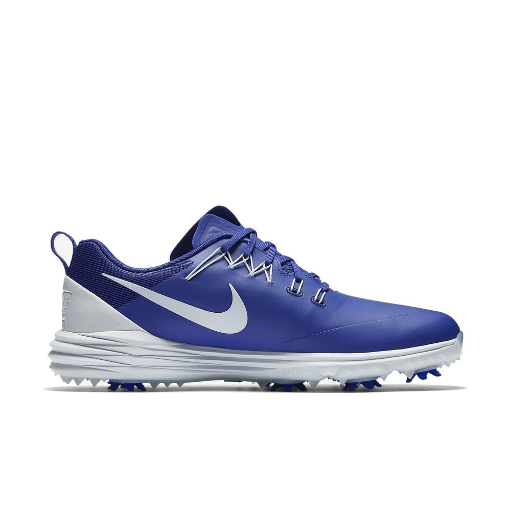 40049edeec36d5 Nike Lunar Command 2 Golf Shoes - Blue - The Sports HQ