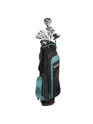Ram Golf EZ3 Ladies Golf Clubs Set with Stand Bag - All Graphite Shafts