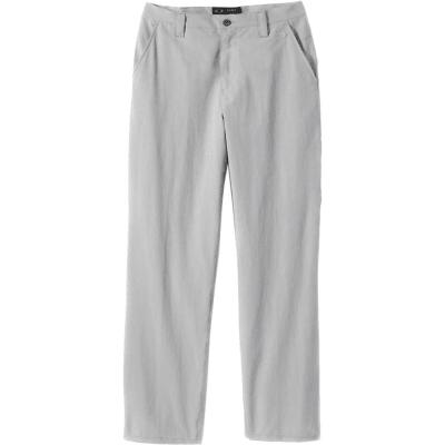 Oakley Take Golf Trousers - Stone Grey