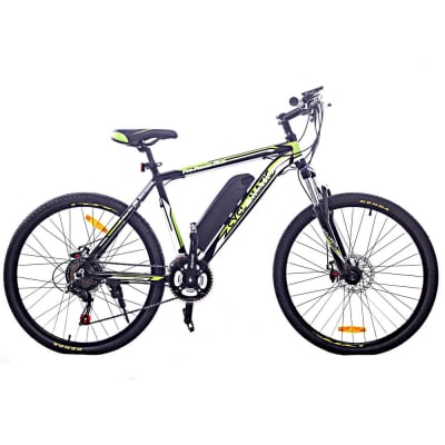 Cyclamatic CX3 Pro Power Plus Alloy Frame eBike-Green