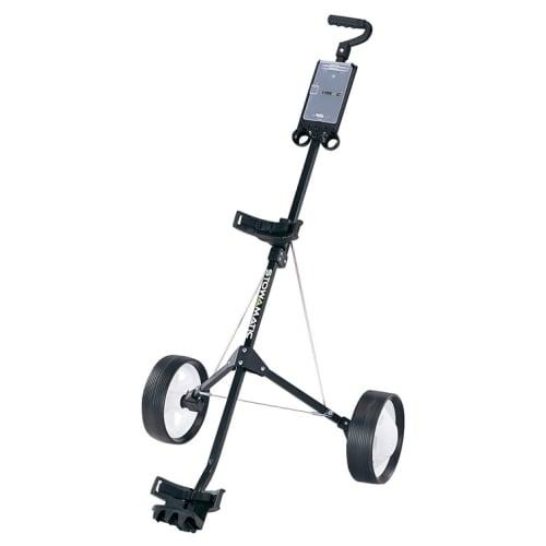 Stowamatic i-Trac Steel Golf Pull Cart