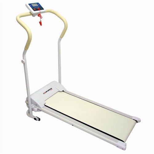 Confidence Power Plus Motorised Treadmill White
