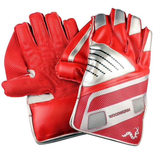 Woodworm Cricket Elite Mens Wicket Keeping Gloves