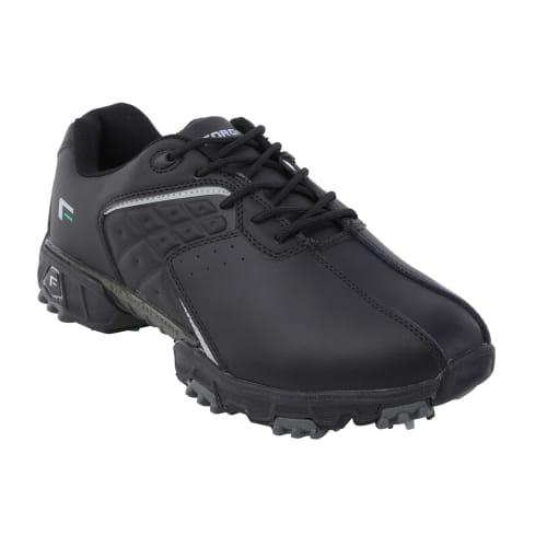 Forgan Golf V3 Leather Golf Shoes Black