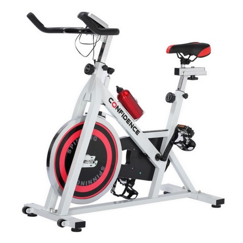 Confidence Pro Exercise Bike V2 with 13kg Flywheel