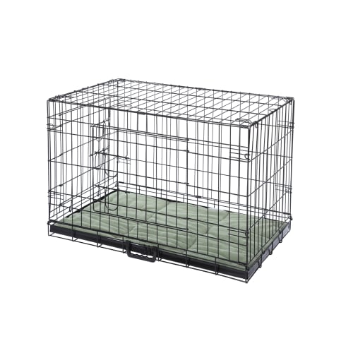 Confidence Pet Dog Crate with Bed - Small