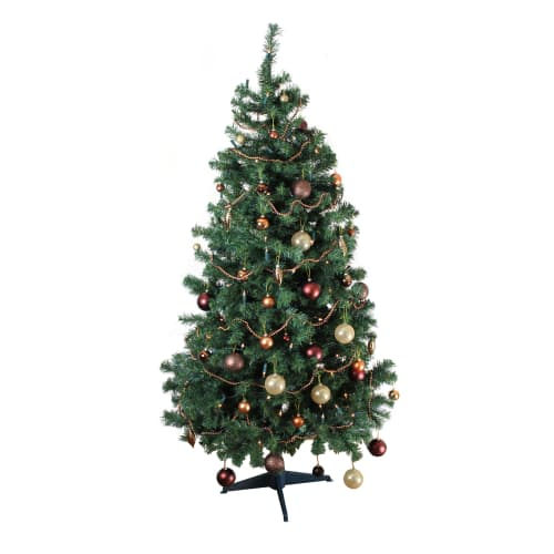 Homegear Alpine Deluxe 6ft 700 Tips Artificial Christmas Tree