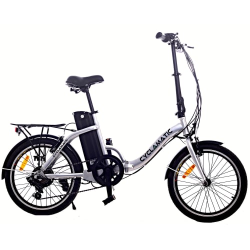 OPEN BOX Cyclamatic CX2 Folding Electric Bike