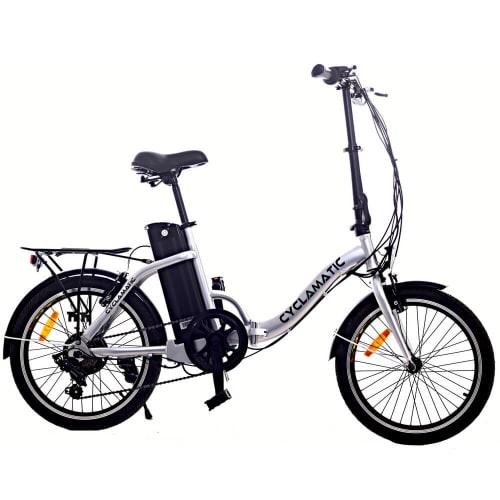Cyclamatic CX2 Folding Electric Bike