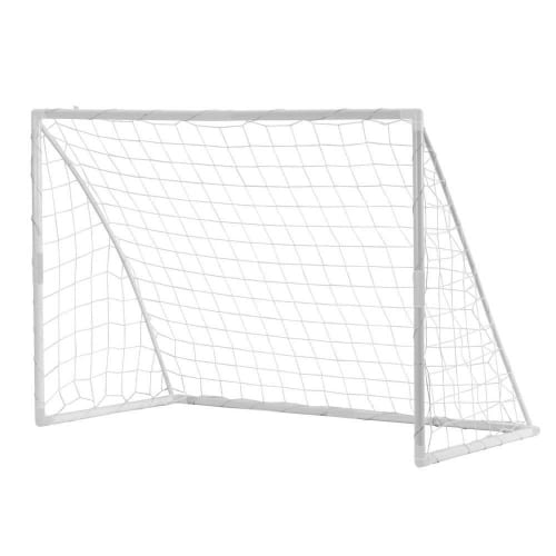 OPEN BOX Woodworm 6' x 4' Portable Plastic Soccer Goal