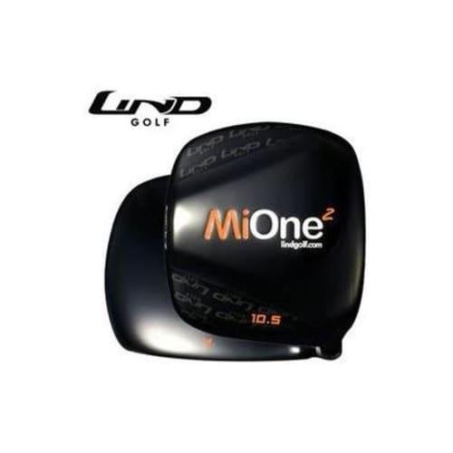 Lind Golf MiOne2 Square 460cc Titanium Driver