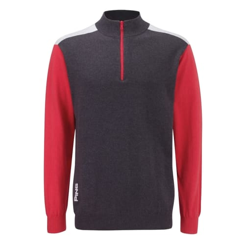 PING Bowland Mens Golf Sweater