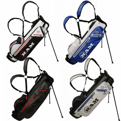 Ram Golf Waterproof Stand Carry Bag, 7.5