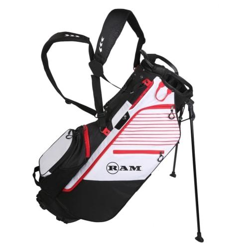 Ram Golf FX 14 Divider Stand Carry Bag