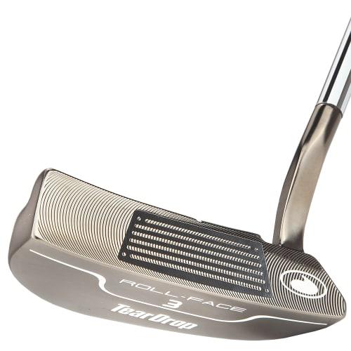 TearDrop Golf Roll-Face 3 Putter