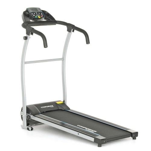Ex-Demo Confidence Fitness TP-1 Electric Treadmill Folding Motorised Running Machine - Black