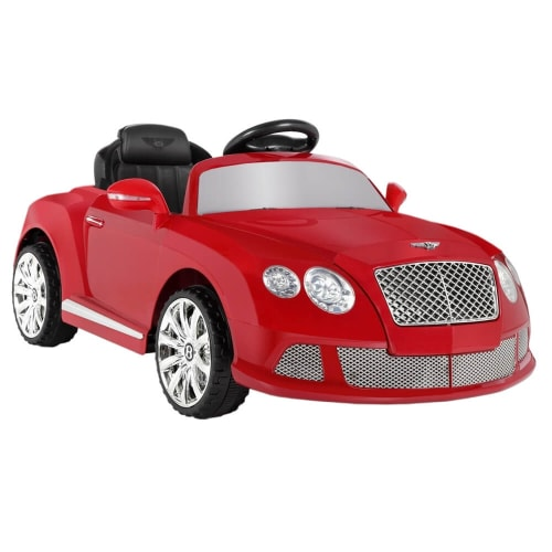 Bentley Continental GTC by ZAAP Ride-On Car Red