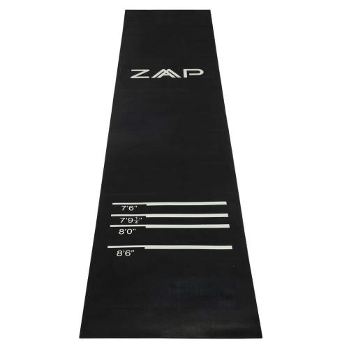 OPEN BOX ZAAP Heavy Duty Throw Line Rubber Dart Mat