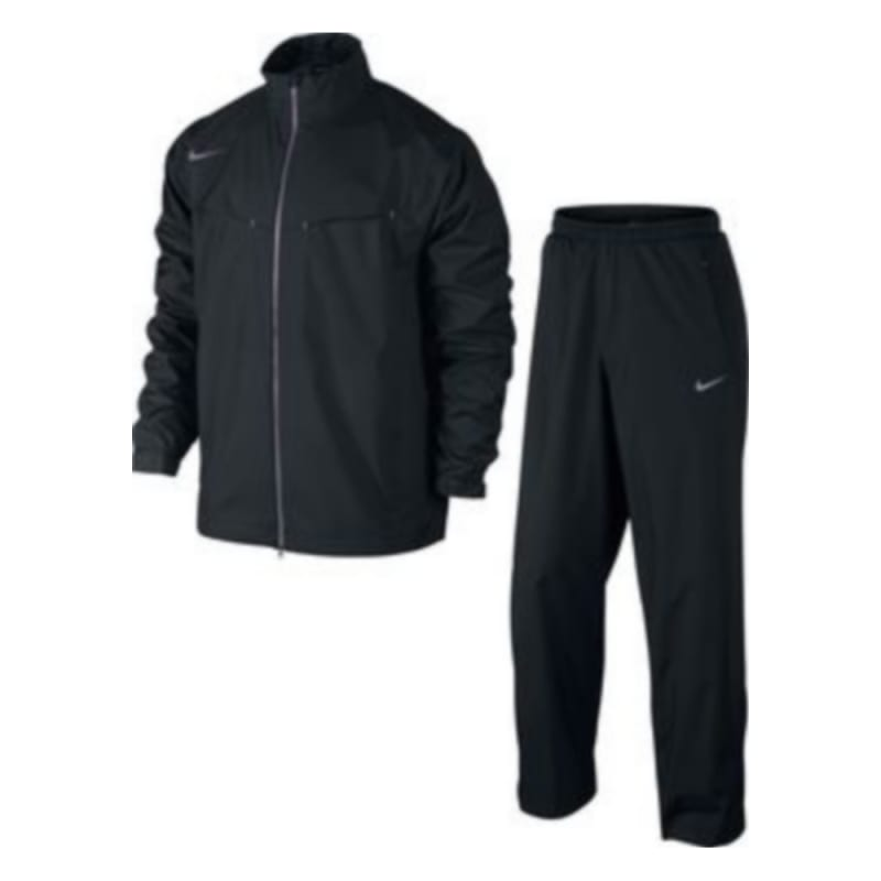 Nike Golf Storm-Fit Rain Suit - Black
