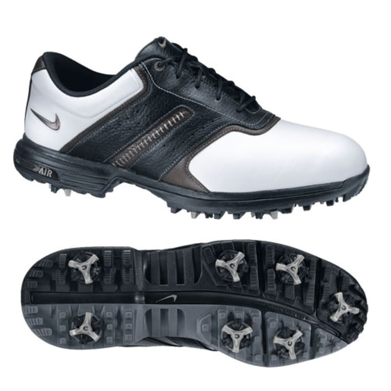 Nike Golf Air Tour Saddle II Shoes WHITE / BLACK