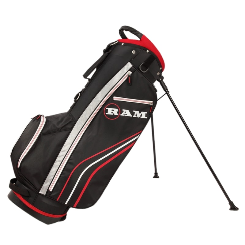 Ram Golf Accubar 1 Inch Longer Golf Clubs Set - Graphite Shafted Woods, Steel Shafted Irons - Mens Right Hand #7